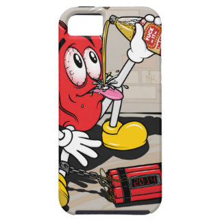 """""""Time mördare"""" iphone case iPhone 5 Cover"""