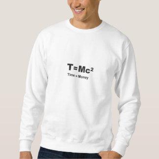 Time = pengar - grundläggande tröja