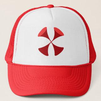 """Timothy Magellan röd hatt """"för ISC-logotyp"""" Keps"""