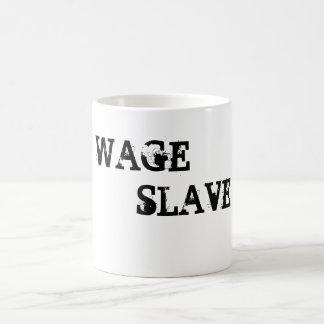 TIMPENNING SOM                           ÄR SLAV- KAFFEMUGG