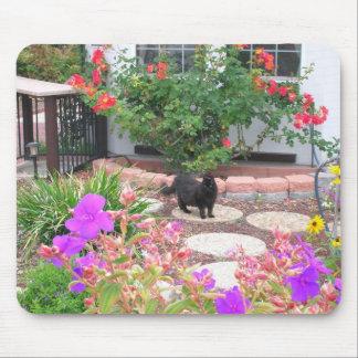 Tinkerbelle i trädgården musmatta