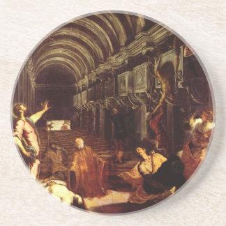 Tintoretto konst underlägg