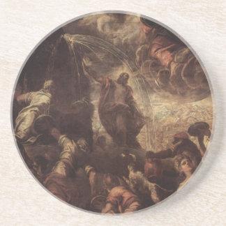 Tintoretto konst underlägg sandsten