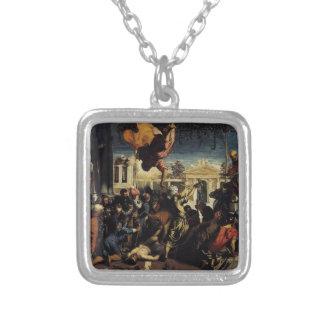 Tintoretto- mirakel av St Mark som frigör det slav Smycken