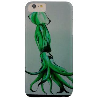 Tioarmad bläckfisk ut ur vatten barely there iPhone 6 plus fodral