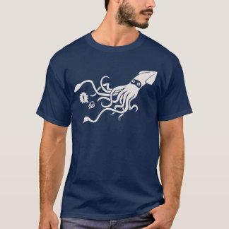Tioarmad bläckfiskattack! t-shirt