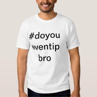 Tippar du även? t shirts