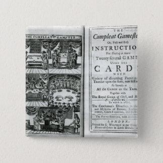 Titelsida av den femte upplagan standard kanpp fyrkantig 5.1 cm
