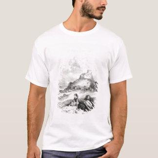 Titelsidaillustration från 'David T-shirts
