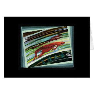 Tittar in i en Fishbowl OBS Kort
