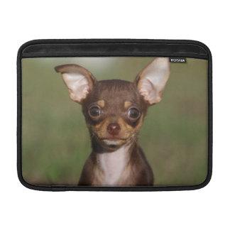 Tittar kamera för Chihuahua valp Sleeve För MacBook Air
