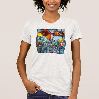 Tittar naturligt t-shirts