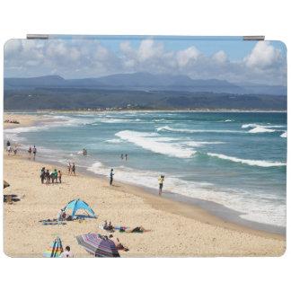 Tittar över en härlig söder - afrikansk strand iPad skydd