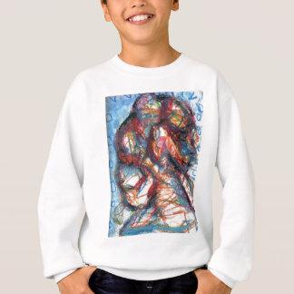 Tittaren som konstnären t-shirts