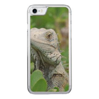Tittutleguan Carved iPhone 7 Skal
