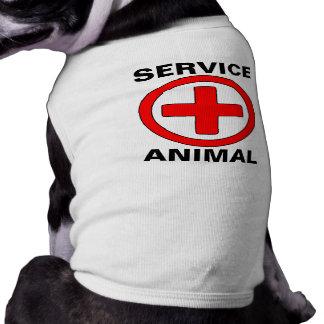 Tjänste- djur medicinsk utslagsplats för långärmad hundtöja