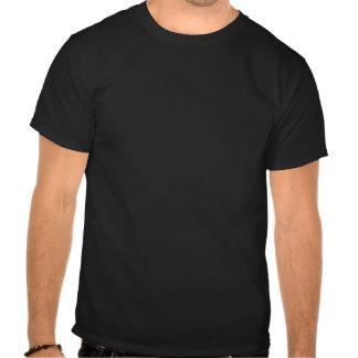 tjänste- morrisbilvintage undertecknar t-shirt