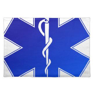 Tjänste- nöd- läkarundersökning för EMS Bordstablett