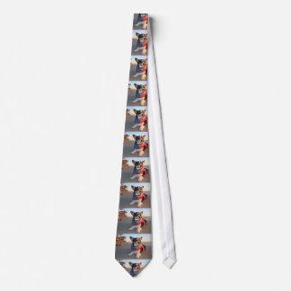 Tjänstgörande livräddare slips