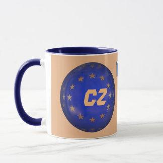 Tjeckisk republik E.U. Mugg