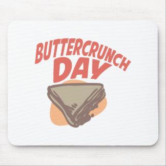 Tjugonde Januari - Buttercrunch dag Musmattor