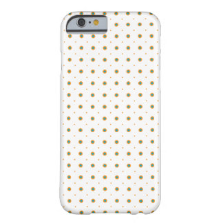 tjur-öga mönsteriPhone 6/6s, knappt där Barely There iPhone 6 Skal