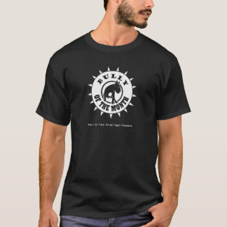 TjurTerrier av månadviten T Shirts