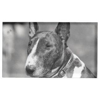TjurTerrierhund Bordskorthållare