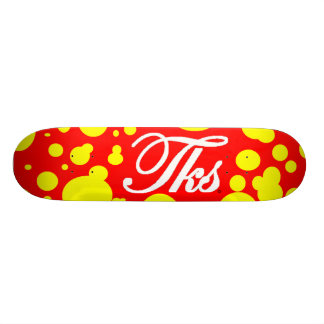 TKS - bubbla 7,75 Skate Board