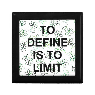 TO DEFINE IS TO LIMIT.jpg Smyckeskrin