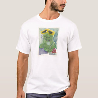 Toadally enorm Tyrone T. padda T Shirts