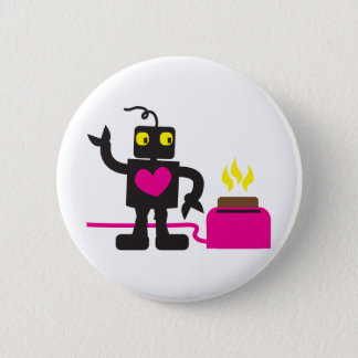 toasterkärlek standard knapp rund 5.7 cm