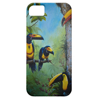 Toco Toucan iPhone 5 Skydd