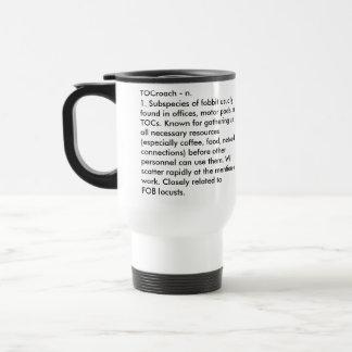 TOCroach travel mug Resemugg