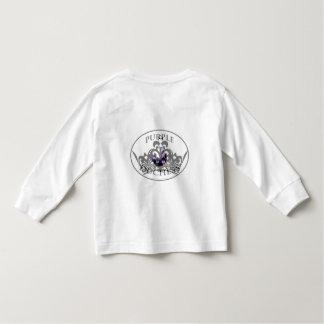 Toddles kläder för pojkar och flickor tee shirt