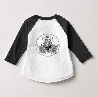 Toddles kläder för pojkar och flickor tee shirts