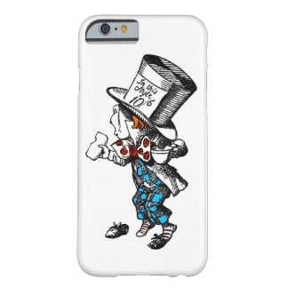Tokig Hatter Barely There iPhone 6 Skal