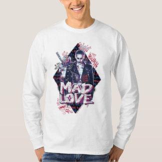 Tokig kärlek för självmordSquad | Tee Shirt