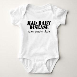 Tokig ranka för babysjukdomspädbarn tee