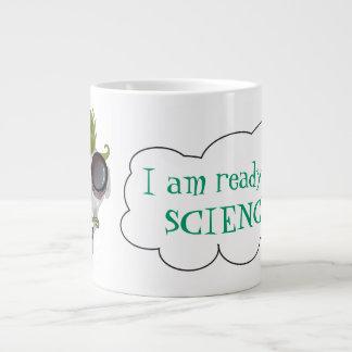 Tokig vetenskap jumbo mugg