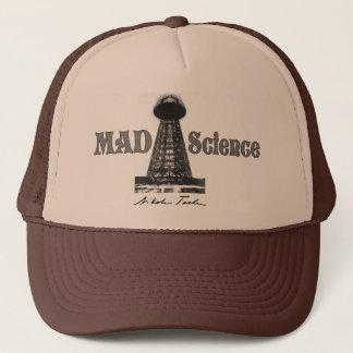 Tokig vetenskapsHet Truckerkeps
