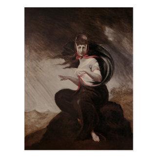 Tokiga Kate, 1806-07 Vykort