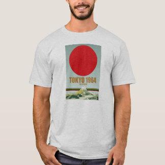 Tokyo '64 Retro T skjorta Tee Shirt