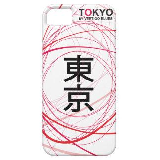 Tokyo stads- fodral iPhone 5 skydd