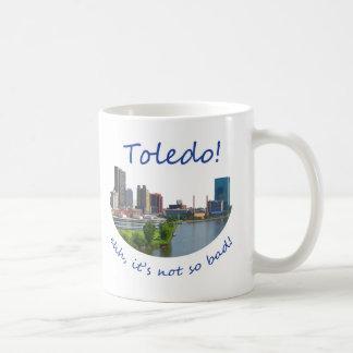 Toledo! Ehh är den inte så dåligan Kaffemugg