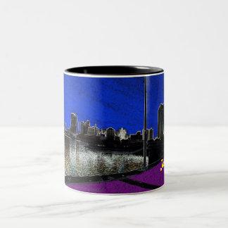 Toledo horisont Två-Tonad mugg