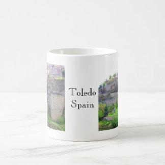 Toledo Spanien Kaffemugg