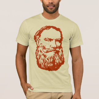 Tolstoy T-tröja T-shirt