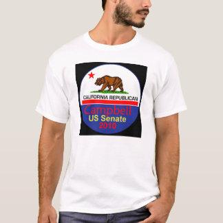 Tom CAMPBELL T-tröja 2010 Tshirts