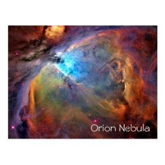 Tom insida för Orion Nebulavykort Vykort